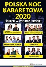Polska Noc Kabaretowa 2020 - Śmiech w wielkim mieście już w maju w Rzeszowie