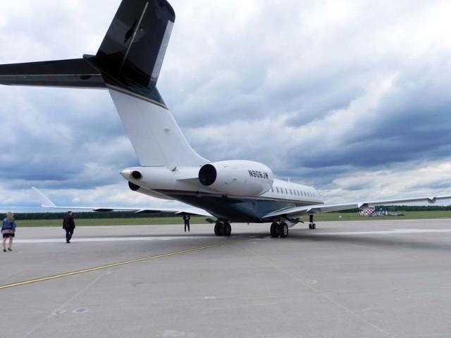 Na lotnisku Warszawa-Modlin wylądował już pierwszy odrzutowiec. Od połowy lipca regularne kursy rozpoczną tam Ryanair i Wizz Air.