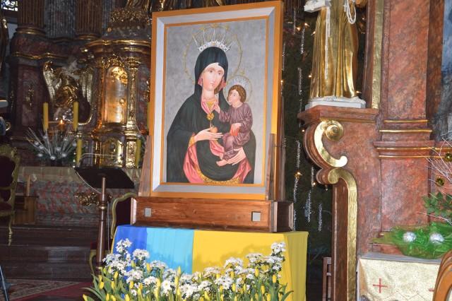 Peregrynacja Obrazu Matki Boskiej Opolskiej Rozpoczyna Się W