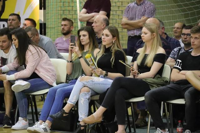 Kibice na meczu Żubry Leo-Sped Białystok - Doral Nysa Kłodzko