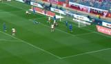 Skrót meczu Polska - Islandia 2:2. Najpierw strzelił Zieliński, a potem Świderski [WIDEO]