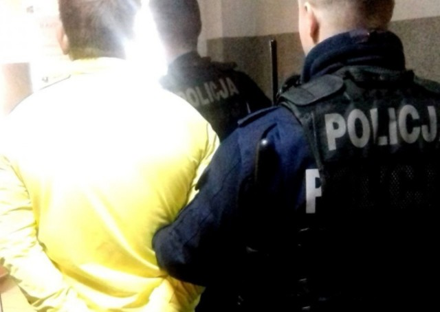 Jastrzębie-Zdrój: Damian K. aresztowany za napad z maczetą w ręku