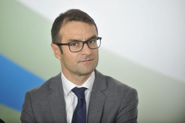 Tomasz Poręba jest mocno związany m.in. z piłkarską Stalą Mielec
