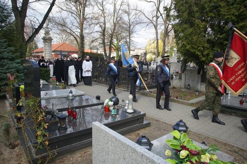 Zbigniewa Burkietowicza żegnały tłumy.