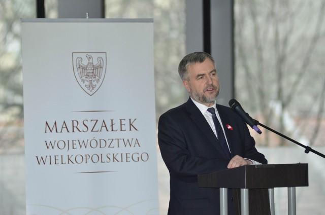 W ubiegłym tygodniu marszałek województwa wielkopolskiego Marek Woźniak zaapelował do parlamentarzystów i samorządowców, by wsparli samorząd województwa w walce o sprawiedliwy podział unijnych funduszy dla Wielkopolski.