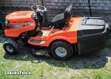 37-latek w Lubsku ukradł traktor ogrodniczy. Został zatrzymany jeszcze tego samego dnia