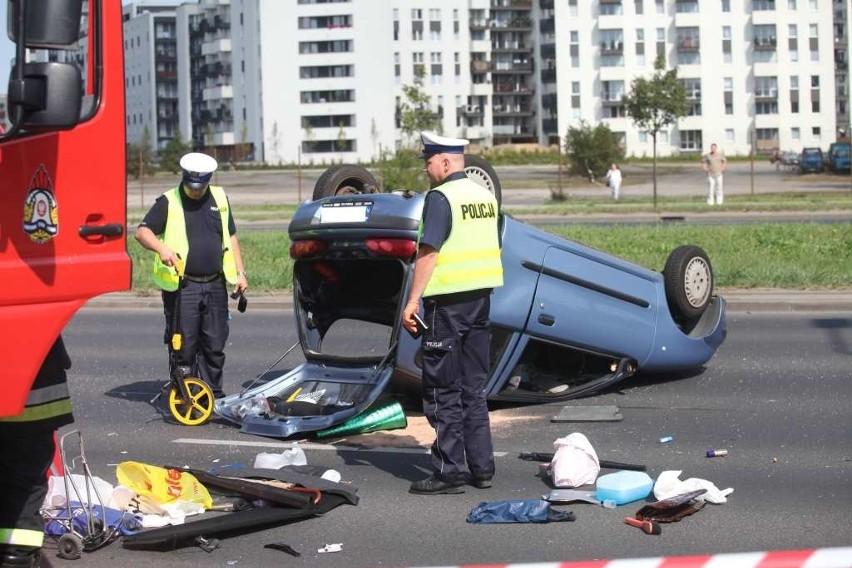 Znamy Przyczyny Smiertelnego Wypadku Na Ul Stella Sawickiego