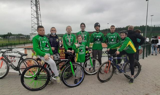 Speedrowerowcy z Zielonej Góry zdobyli dwa medale Mistrzostw Polski Par.