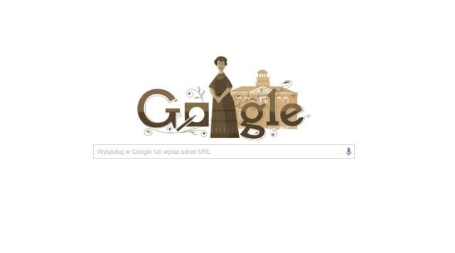 Aletta Jacobs w 163. rocznicę urodzin - GOOGLE dało DOODLE