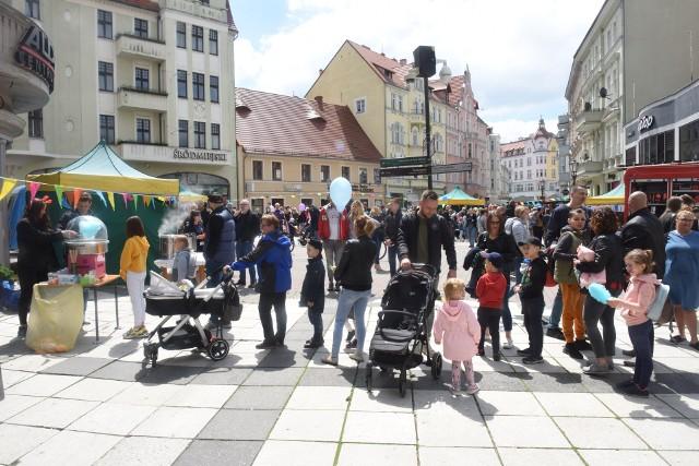 W ostatnim czasie w Zielonej Górze odbywało się sporo akcji dla Ani Orłowskiej.