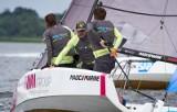 Żeglarstwo. Dżygit Boatshop Sailing Team trzynasty w Szczecinie