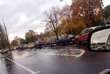 Ogromna kolejka do wymazów w Bielsku-Białej paraliżuje ruch. MZD reaguje i wprowadza zmiany