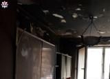 Tragiczny pożar w Puławach. Nie żyją dwie starsze osoby