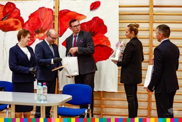 Jasionówka to druga gmina, którą w ramach akcji #MarszałekWszystkichGmin odwiedził Artur Kosicki.