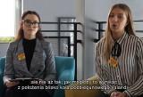 """II LO w Ostrołęce z nagrodą w ogólnopolskim konkursie """"zesPOLeni"""". Zdjęcia, wideo. 15.04.2021"""