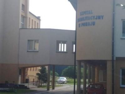 Centrum strefy ma być szpital w Pokoju.