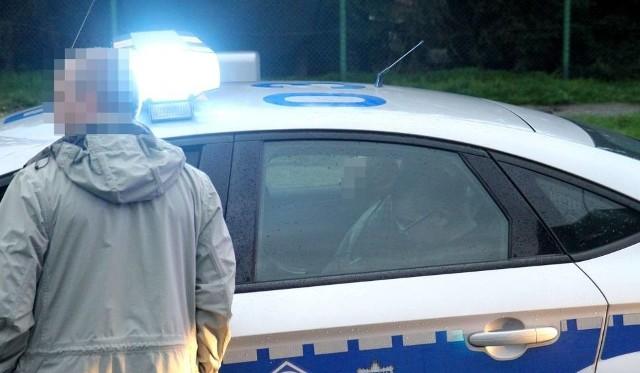 Pijany kierowca uciekał przed policją w Wodzisławiu Śląskim