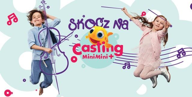 Gwiazdy MiniMini+ poszukiwane. Casting w Białymstoku