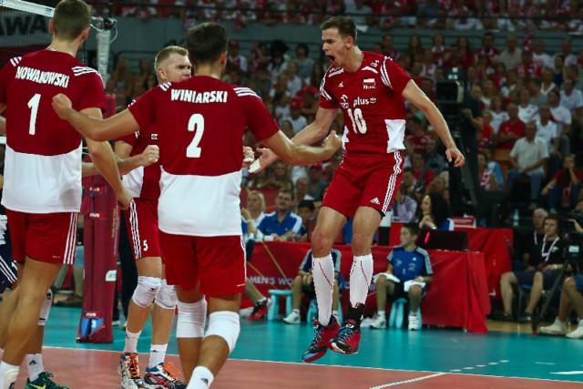 Mecz Polska - USA to dla nas otwarcie drugiej fazy mistrzostw świata 2014 w siatkówce.