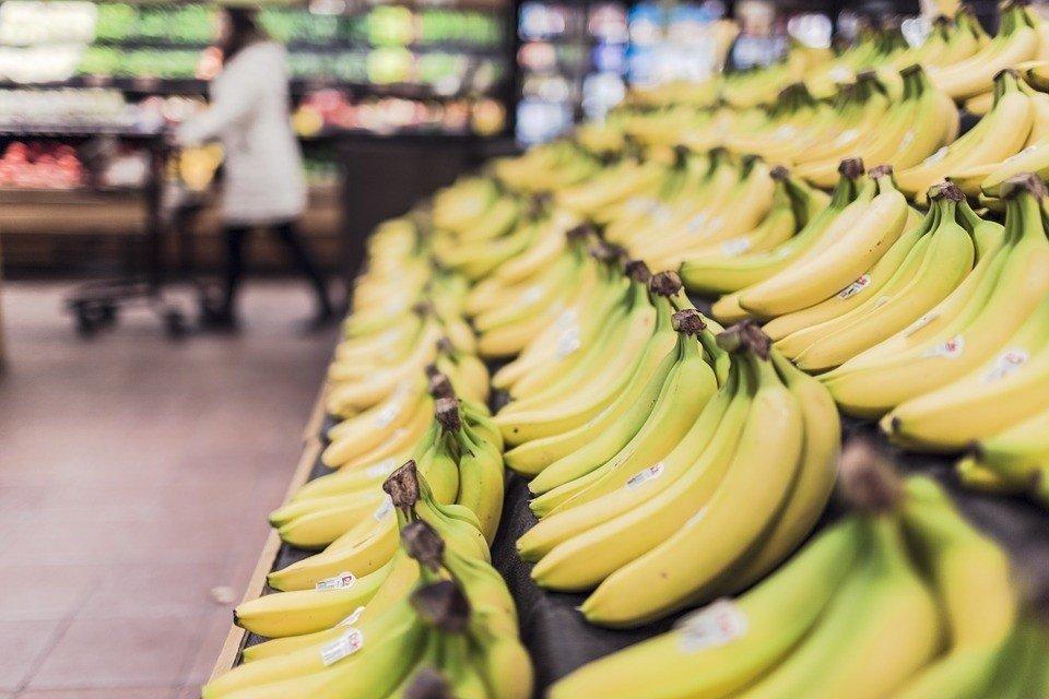 Aktualne Groźny pająk w bananach w Lidlu? Owoce wysłano do ekspertyzy QZ51