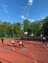 Trening plenerowy w Parku Jordanowskim w Dębicy. Zobaczcie zdjęcia!