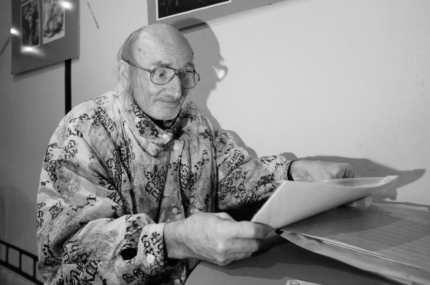Nie żyje Bogdan Kalinowski, słynny poznański kinoman