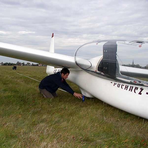 W Aeroklubie Mieleckim to, co już powinno latać, wciąż jest uziemione.