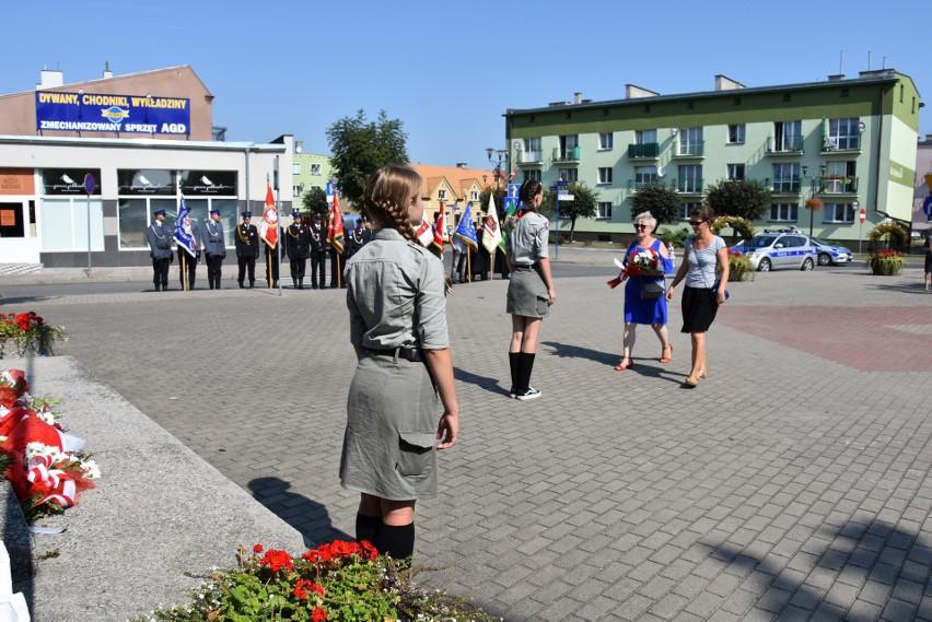 Uroczystości w Golubiu-Dobrzyniu z okazji 80 rocznicy...