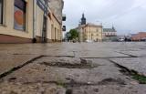 Lublin: Lubartowska czeka na nowe płytki. Jeszcze w sierpniu ruszy remont chodnika od Bajkowskiego do Tysiąclecia