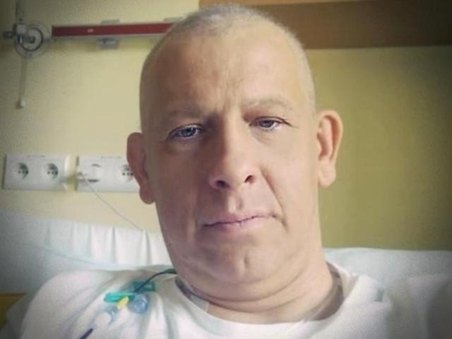 Robert Działak - zbiórka charytatywna