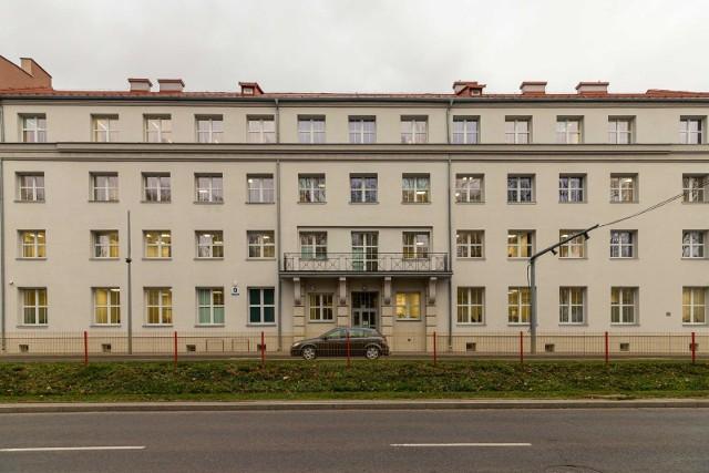 Tak wygląda obecna siedziba IAS w Białymstoku. Po remoncie budynek ma prawie 2 tysiące metrów kwadratowych powierzchni użytkowej.