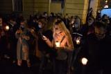 Inowrocław. Inowrocławianie protestowali przeciw wyrokowi Trybunału Konstytucyjnego na miejscowym Rynku. Zobaczcie zdjęcie i video