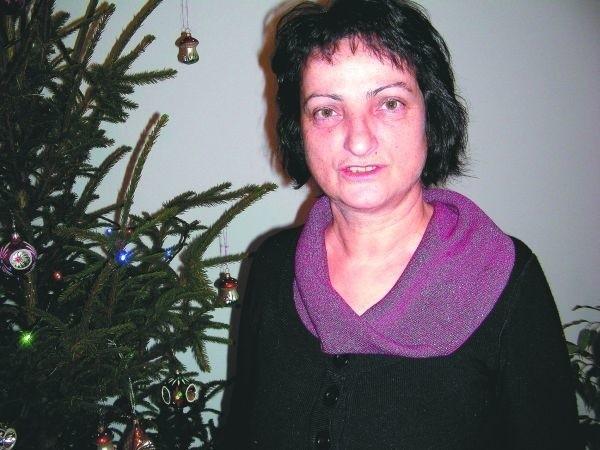 Maria Klimowicz, dyrektor Miejskiego Ośrodka Kultury w Kleszczelach
