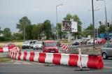 Zmieniamy Wielkopolskę: Trwa przebudowa ronda Rataje. Tramwaj pojedzie po nowym torowisku w przyszłym roku. Zakończenie prac w 2022