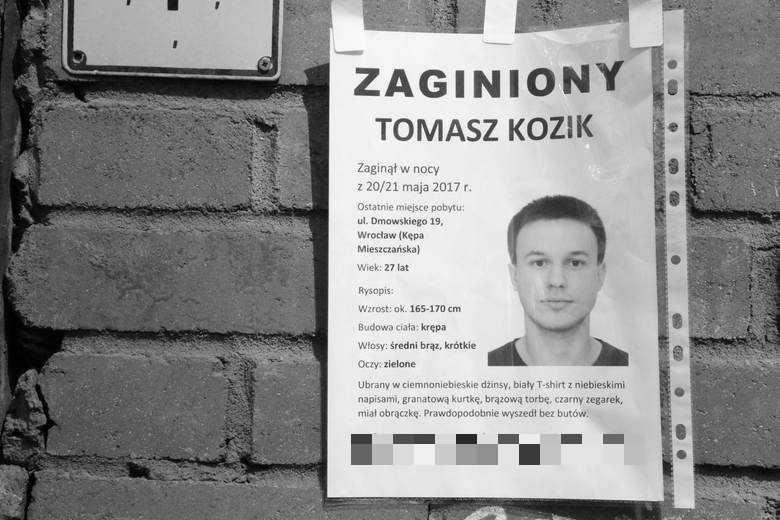 Nie żyje poszukiwany 27-latek z Wrocławia. Ciało wyłowiono z Odry