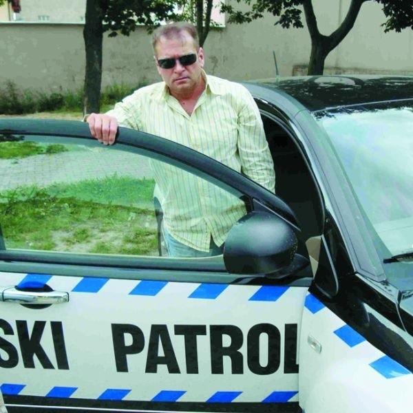 - Ełk mi się podoba, wiele tu się zmieniło przez ostatnich 8 lat - mówi detektyw Rutkowski