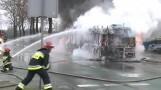 Biegli już wiedzą, dlaczego spłonął autobus hybrydowy w Częstochowie WIDEO+ZDJĘCIA