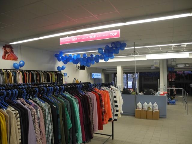44759584a0759b Cameleon - potężny sklep z markową odzieżą używaną otwiera się w ...
