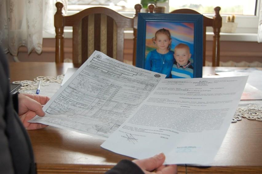 Rodzice Kacpra, Agnieszka i Adrian Miotkowie uważają, że...