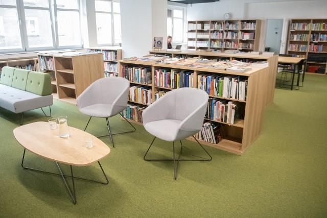 Remont siedziby Wojewódzkiej Biblioteki Publicznej i Centrum Animacji Kultury w Poznaniu dobiegł końca.Przejdź do kolejnego zdjęcia --->