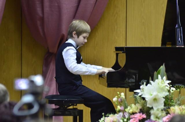Szkoła organizuje konkursy pianistyczne imienia swego patrona