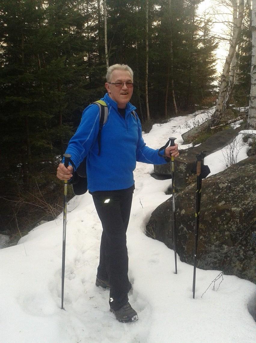 - Uwielbiam chodzenie po górach, tych niższych i trochę wyższych. Zdobyłem między  innymi Kilimadżaro - mówi A. Wesoły.