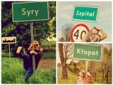 Selfie z zabawnymi nazwami miejscowości [CZĘŚĆ 2]