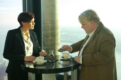 bin Wright i Philip Seymour Hoffman, czyli duet mistrzów
