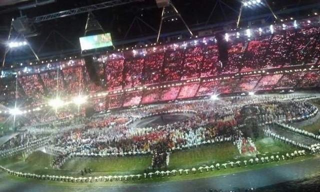 Ceremonia Zamknięcia Igrzysk Olimpijskich w Londynie 2012