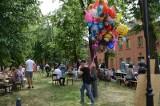 Urodziny Księżego Młyna. To był rodzinny piknik z atrakcjami: spacery, kiermasz i zabawy