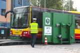 Kolejna kontrola Inspekcji Transportu Drogowego autobusów miejskich. Jest dramatycznie