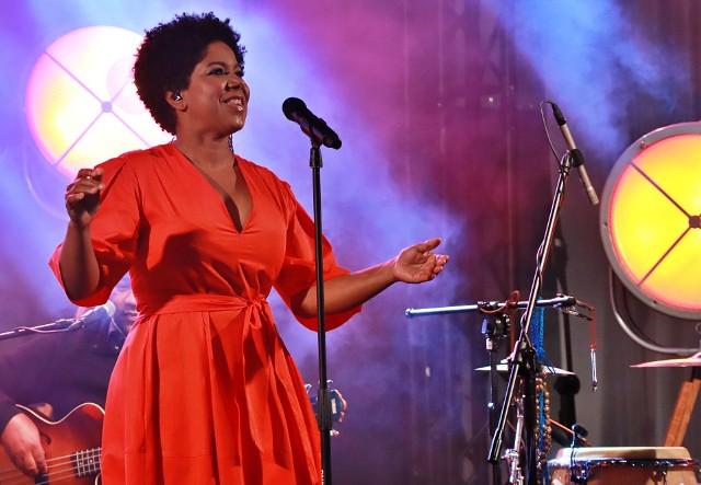 Nancy Vieira wraz z czwórką muzyków stworzyła przyjazny, niezapomniany wieczór - zarejestrowany przez telewizję