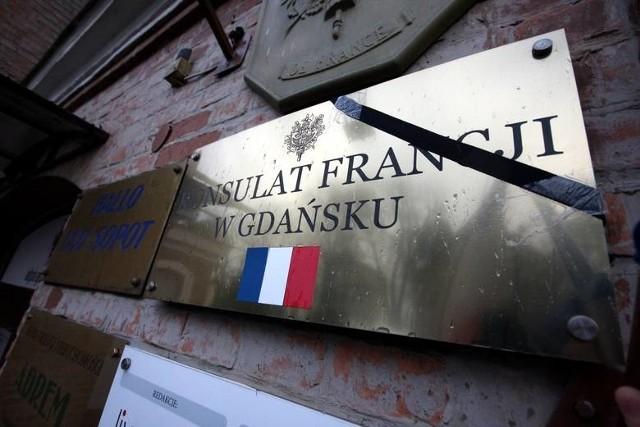 Trójmiasto solidaryzuje się z Francją w drobnych gestach