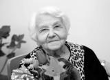 Łapy. Zmarła Regina Anna Łupińska. Miała 102 lata. To najstarsza mieszkanka miasta